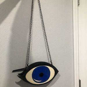 Adorable Eyeball 👁 Purse